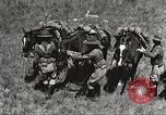 Image of Cavalry Rifle Platoon Kansas United States USA, 1933, second 19 stock footage video 65675062676
