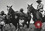 Image of Cavalry Rifle Platoon Kansas United States USA, 1933, second 22 stock footage video 65675062676