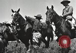 Image of Cavalry Rifle Platoon Kansas United States USA, 1933, second 23 stock footage video 65675062676