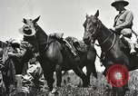 Image of Cavalry Rifle Platoon Kansas United States USA, 1933, second 25 stock footage video 65675062676