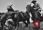 Image of Cavalry Rifle Platoon Kansas United States USA, 1933, second 26 stock footage video 65675062676