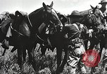 Image of Cavalry Rifle Platoon Kansas United States USA, 1933, second 31 stock footage video 65675062676