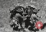 Image of Cavalry Rifle Platoon Kansas United States USA, 1933, second 42 stock footage video 65675062676