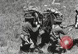 Image of Cavalry Rifle Platoon Kansas United States USA, 1933, second 46 stock footage video 65675062676