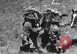 Image of Cavalry Rifle Platoon Kansas United States USA, 1933, second 47 stock footage video 65675062676