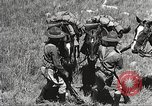 Image of Cavalry Rifle Platoon Kansas United States USA, 1933, second 49 stock footage video 65675062676