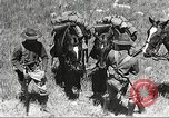 Image of Cavalry Rifle Platoon Kansas United States USA, 1933, second 50 stock footage video 65675062676