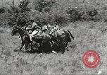Image of Cavalry Rifle Platoon Kansas United States USA, 1933, second 53 stock footage video 65675062676