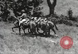 Image of Cavalry Rifle Platoon Kansas United States USA, 1933, second 55 stock footage video 65675062676