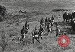 Image of Cavalry Rifle Platoon Kansas United States USA, 1933, second 61 stock footage video 65675062676