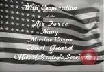 Image of United States soldiers Camp Johnston Florida USA, 1943, second 25 stock footage video 65675062684