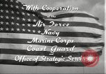 Image of United States soldiers Camp Johnston Florida USA, 1943, second 27 stock footage video 65675062684