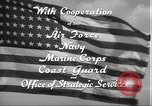 Image of United States soldiers Camp Johnston Florida USA, 1943, second 28 stock footage video 65675062684