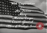Image of United States soldiers Camp Johnston Florida USA, 1943, second 29 stock footage video 65675062684