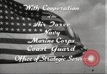 Image of United States soldiers Camp Johnston Florida USA, 1943, second 30 stock footage video 65675062684