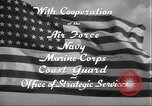 Image of United States soldiers Camp Johnston Florida USA, 1943, second 32 stock footage video 65675062684