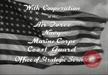 Image of United States soldiers Camp Johnston Florida USA, 1943, second 33 stock footage video 65675062684