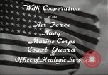 Image of United States soldiers Camp Johnston Florida USA, 1943, second 36 stock footage video 65675062684