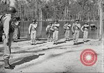 Image of United States soldiers Camp Johnston Florida USA, 1943, second 49 stock footage video 65675062684
