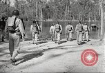 Image of United States soldiers Camp Johnston Florida USA, 1943, second 57 stock footage video 65675062684