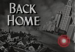 Image of Wartime conditions on American home front New York City USA, 1943, second 2 stock footage video 65675062685