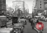 Image of Wartime conditions on American home front New York City USA, 1943, second 25 stock footage video 65675062685