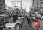 Image of Wartime conditions on American home front New York City USA, 1943, second 26 stock footage video 65675062685