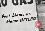 Image of Wartime conditions on American home front New York City USA, 1943, second 34 stock footage video 65675062685