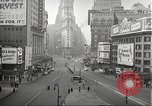 Image of Wartime conditions on American home front New York City USA, 1943, second 35 stock footage video 65675062685