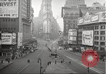 Image of Wartime conditions on American home front New York City USA, 1943, second 37 stock footage video 65675062685