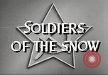 Image of Russian soldiers Eastern Front European Theater, 1943, second 3 stock footage video 65675062686