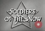 Image of Russian soldiers Eastern Front European Theater, 1943, second 4 stock footage video 65675062686