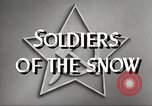 Image of Russian soldiers Eastern Front European Theater, 1943, second 5 stock footage video 65675062686
