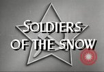 Image of Russian soldiers Eastern Front European Theater, 1943, second 6 stock footage video 65675062686