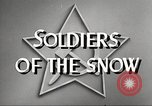 Image of Russian soldiers Eastern Front European Theater, 1943, second 7 stock footage video 65675062686