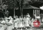 Image of Penobscot tribe Old Town Maine USA, 1937, second 15 stock footage video 65675062688