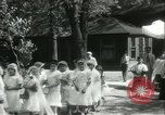 Image of Penobscot tribe Old Town Maine USA, 1937, second 17 stock footage video 65675062688