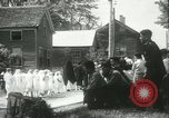 Image of Penobscot tribe Old Town Maine USA, 1937, second 23 stock footage video 65675062688
