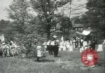 Image of Penobscot tribe Old Town Maine USA, 1937, second 29 stock footage video 65675062688