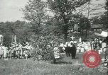Image of Penobscot tribe Old Town Maine USA, 1937, second 30 stock footage video 65675062688