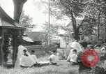 Image of Penobscot tribe Old Town Maine USA, 1937, second 35 stock footage video 65675062688