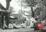 Image of Penobscot tribe Old Town Maine USA, 1937, second 37 stock footage video 65675062688