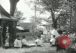 Image of Penobscot tribe Old Town Maine USA, 1937, second 38 stock footage video 65675062688