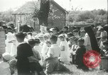 Image of Penobscot tribe Old Town Maine USA, 1937, second 47 stock footage video 65675062688