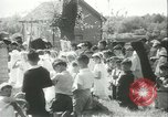 Image of Penobscot tribe Old Town Maine USA, 1937, second 48 stock footage video 65675062688