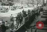 Image of painting exhibition New York City USA, 1937, second 10 stock footage video 65675062690