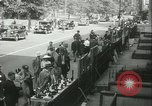 Image of painting exhibition New York City USA, 1937, second 11 stock footage video 65675062690