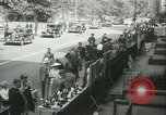 Image of painting exhibition New York City USA, 1937, second 12 stock footage video 65675062690