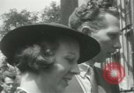 Image of painting exhibition New York City USA, 1937, second 19 stock footage video 65675062690