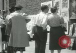 Image of painting exhibition New York City USA, 1937, second 29 stock footage video 65675062690